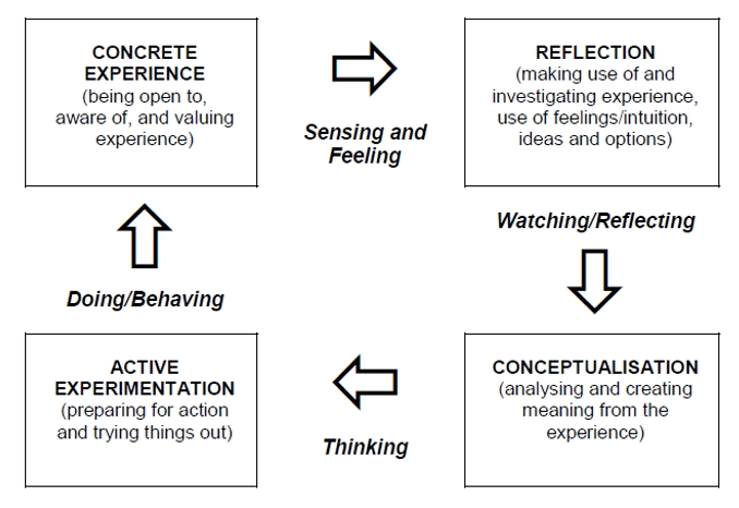Kolb Model Of Learning