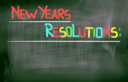 7 New Year's Resolutions For Students