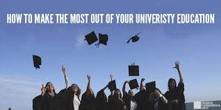 Get the most out of University