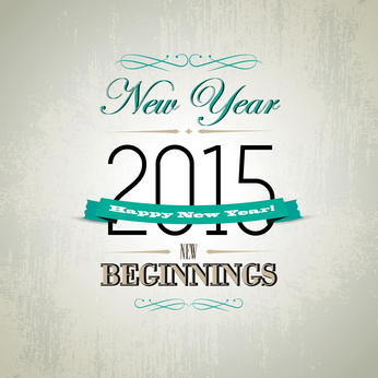 Happy New Year 2015! New Year - New You = Better Grades!