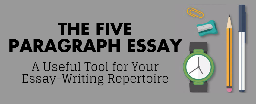five paragraph essay ideas
