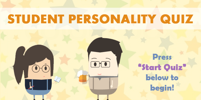 Personality Quiz: What Kind Of Student Are You?