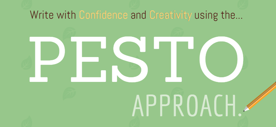 The PESTO Approach: Creative Essay Writing Made Easy