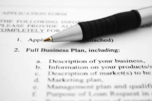 Business plan for consulting services
