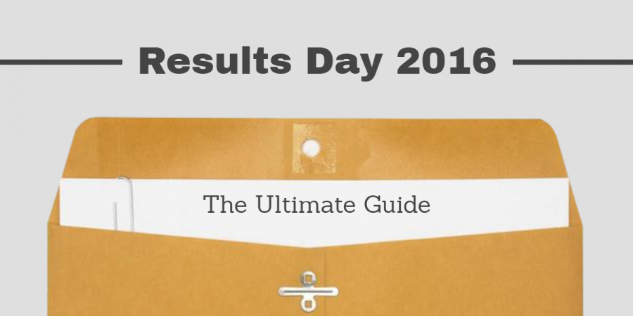 The Ultimate Guide to Results Day 2016