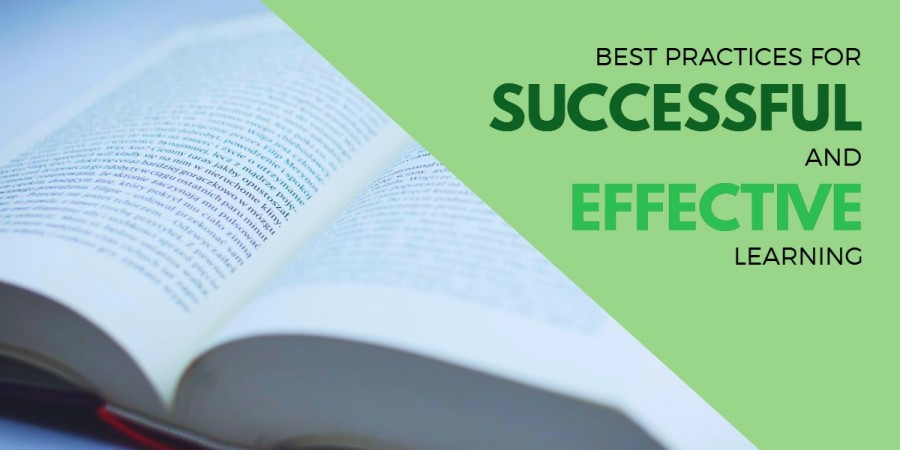 Best Practices For Successful and Effective Learning